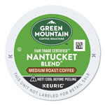 Green Mountain Nantucket Blend Coffee K-Cups, 24/Box