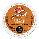 Folgers Caramel Drizzle Coffee K-Cups, 96/Carton