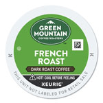 Green Mountain French Roast Coffee K-Cups, 24/Box