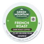 Green Mountain French Roast Coffee K-Cups, 96/Carton