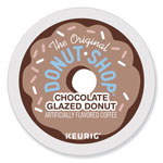 Donut House™ Chocolate Glazed Donut Coffee K-Cups, 24/Box