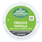 Green Mountain French Vanilla Coffee K-Cups, 24/Box