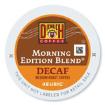 Diedrich Coffee® Morning Edition Decaf Coffee K-Cups, 24/Box