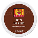 Diedrich Coffee® Rio Blend Coffee K-Cups, 24/Box