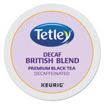 Tetley® British Blend Decaf Tea K-Cups