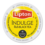 Lipton® Indulge Rich Black Tea K-Cups, 96/Carton