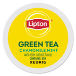 Lipton® Soothe Smooth Green Tea K-Cups, 24/Box