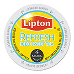 Lipton® Refresh Iced Sweet Tea K-Cups, 88/Carton