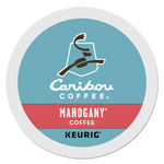 Caribou Coffee® Mahogany Coffee K-Cups, 96/Carton