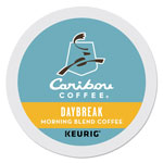 Caribou Coffee® Daybreak Morning Blend Coffee K-Cups, 96/Carton