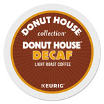 Donut House™ Donut House Decaf Coffee K-Cups, 96/Carton