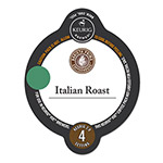 Barista Prima Coffee House® Italian Roast Coffee Vue Pack, Dark Roast, 12/Box