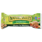 General Mills Granola Bars, Crunchy, 1.5 oz, 18/BX, Oats 'N Honey