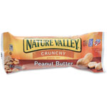 Nature Valley® Granola Bars, Crunchy, 1.5 oz. Bars, 18/BX, Peanut Butter
