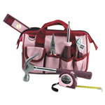Great Neck Tools 6-Piece Basic Tool Kit with Bag
