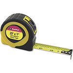 Great Neck Tools ExtraMark Tape Measure, 1'x25', 16PK/CT, Yellow