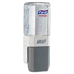 Purell Instant Hand Sanitizer Dispenser, For 450 mL Refills, White, 6/Carton