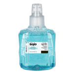 Gojo LTX Antibacterial Foam Soap Dispenser Refill, Pomeberry, 1200ml, Pomeberry