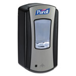 PURELL® LTX-12 Dispenser, 1200 mL, Black