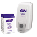 Purell® NXT® Space Saver™ Hand Sanitizer Dispenser and Refill, 1,000 mL