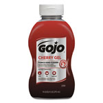 Gojo Cherry Gel Pumice Hand Cleaner, 10 oz Bottle