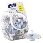 PURELL® Personal Size Instant Hand Sanitizer in Display Bowl, .05 Ounce