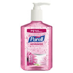 Purell Spring Bloom Instant Hand Sanitizer, 8 Oz, Case of 12