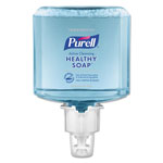 Purell Foodservice HEALTHY SOAP Cleansing Fragrance-Free Foam, For ES4 Dispensers, 2/CT