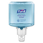 Purell Healthcare HEALTHY SOAP High Performance Foam, 1200 mL, For ES4 Dispensers, 2/CT