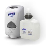 Purell TFX™ Touch Free Dispenser and 1,200 mL Refill Kit