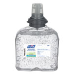 Gojo TFX Green Certified Instant Hand Sanitizer Gel Refill, 1200-ml, Clear