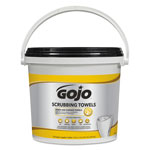 Gojo Scrubbing Hand Wipes