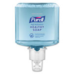 Purell Healthcare HEALTHY SOAP High Performance Foam, 1200 mL, For ES6 Dispensers, 2/CT