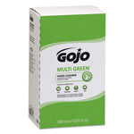 Gojo Exfoliating Citrus Soap Dispenser Refill, 2000 mL
