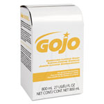 Gojo Moisturizing Scented Soap Dispenser Refill, 800 mL, Unscented