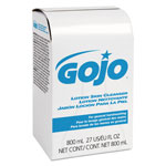 Gojo Lotion Skin Cleanser Refill, Floral, Liquid, 800mL Bag