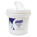 PURELL® Sanitizing Wipes Bucket, Bucket of 1200