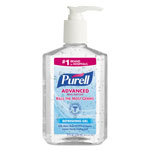 Purell Advanced Instant Hand Sanitizer, 8 Ounce