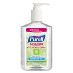 Purell Green Certified Instant Hand Sanitizer, 8 Oz