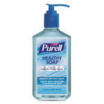 Purell Healthy Soap, Clean and Fresh, 12oz, Bottle, 12/Pack