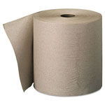 Georgia Pacific Envision® 26301 Brown Nonperforated High Capacity Roll Paper Towels