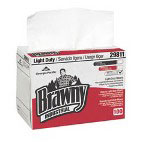Brawny Light Duty Cleaning Wipes, 15 Boxes of 100