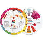 Grumbacher Dual-Sided Color Wheel, Mulit