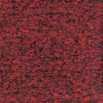 Crown Mats & Matting Floor Mat, 2' x 3', Red