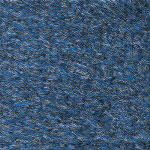 Crown Mats & Matting Floor Mat, 3' x 5', Blue