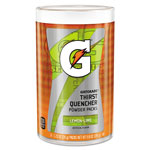 Gatorade Thirst Quencher Powder Drink Mix, Lemon-Lime, 1.34oz Stick, 8/carton