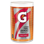 Gatorade Thirst Quencher Powder Drink Mix, Fruit Punch, 1.34oz Stick, 64/carton