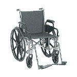 Guardian - Sunrise Medical Easy Care 3000 Lightweight Wheelchair, 18X16