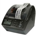 Brother P-Touch QL-650TD - Label Printer - B/W - Direct Thermal