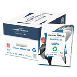 "Hammermill Great White® Bulk Recycled Copy Paper, 3 Hole, 8 1/2"" x 11"""